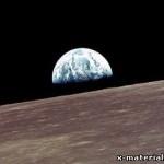фото земли с луны