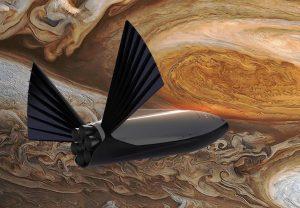 космический корабль Space X