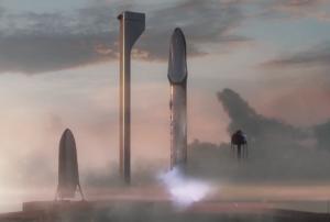 ракета Space X