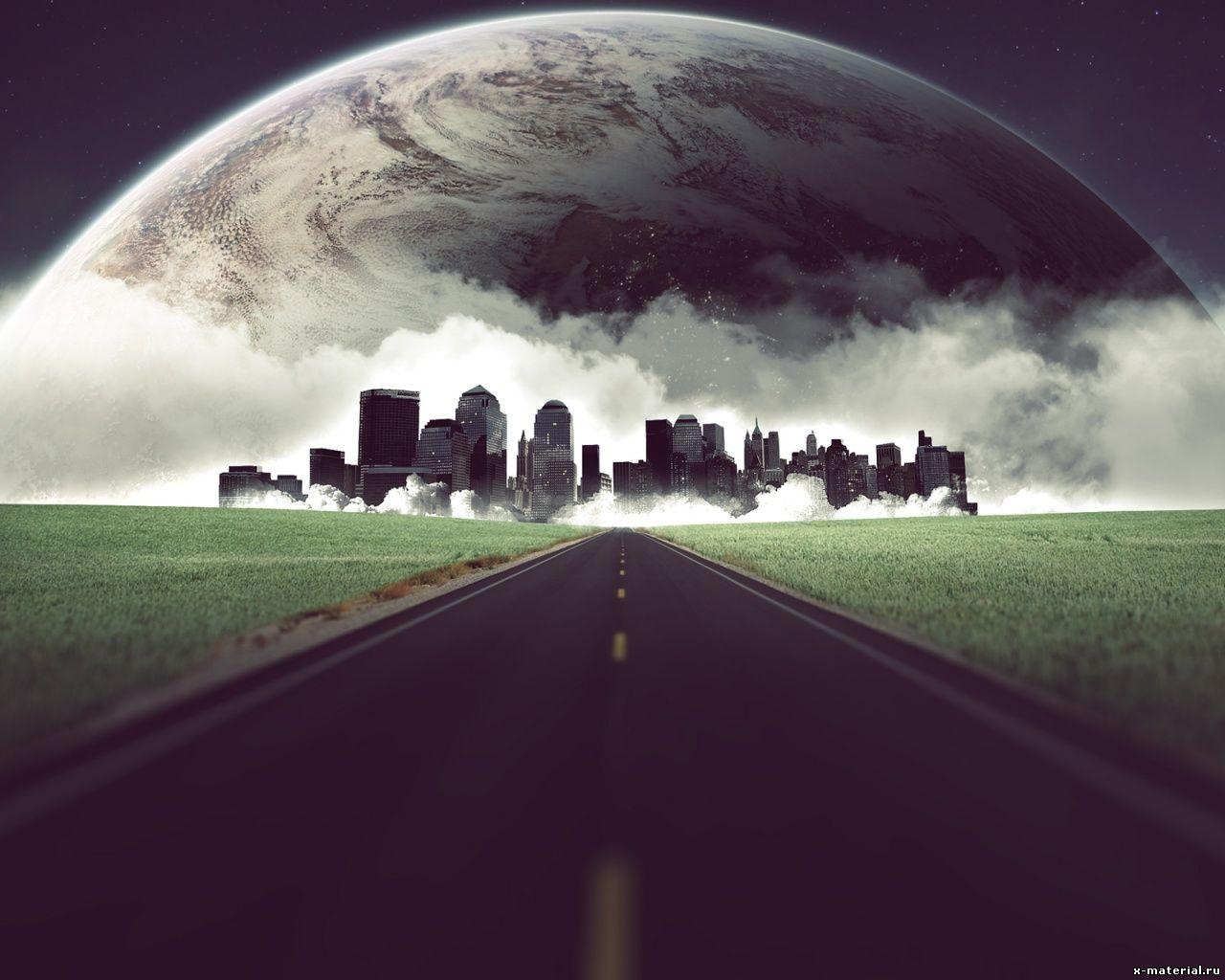 параллельная земля
