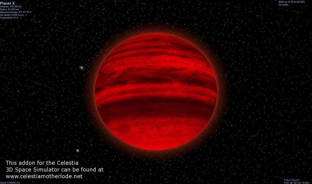Планета Х — Нибиру