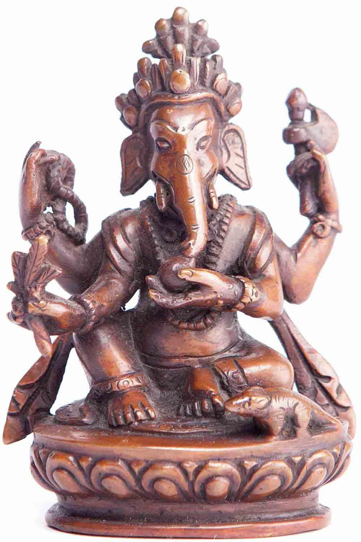 индийская статуя