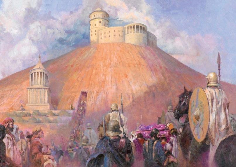 Проклятье Святой земли. Ирод