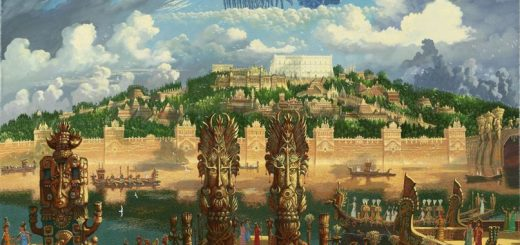 Что мы знаем о цивилизации древних атлантов