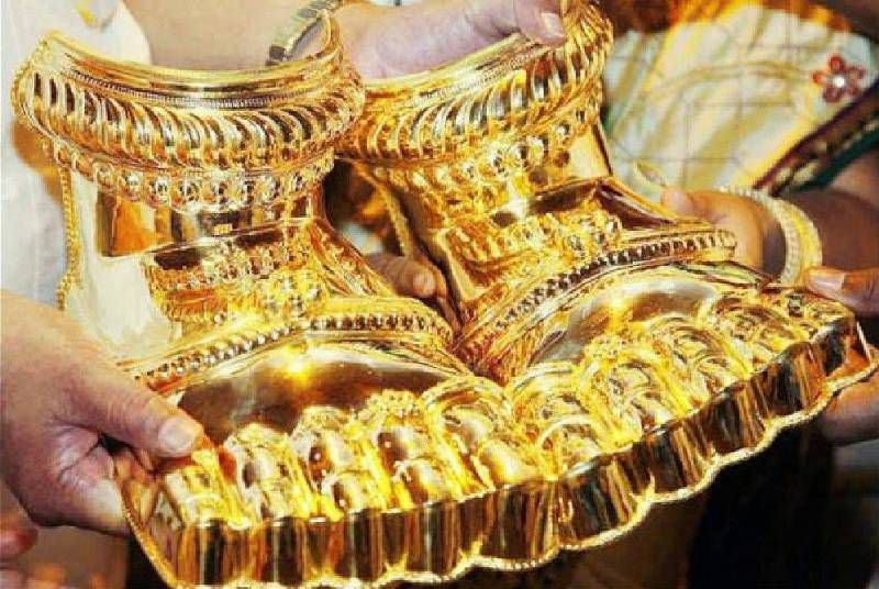 Запретные сокровища храма Вишну