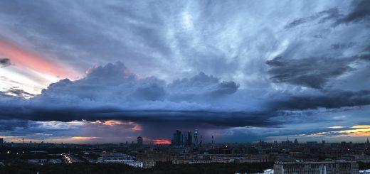 московский шторм