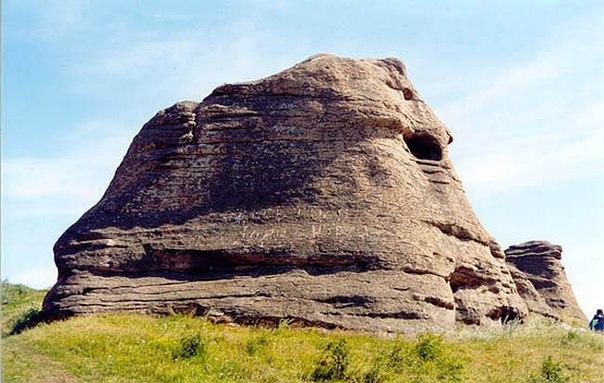 Археологический комплекс Большие Алаки