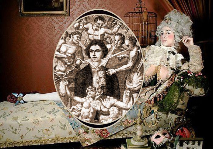 Вдохновитель порока Маркиз де Сад - символ изощренного сладострастия и зла