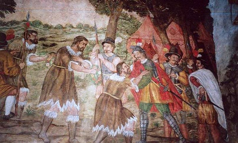 Испанское завоевание гуанчей (1402-96 годы)