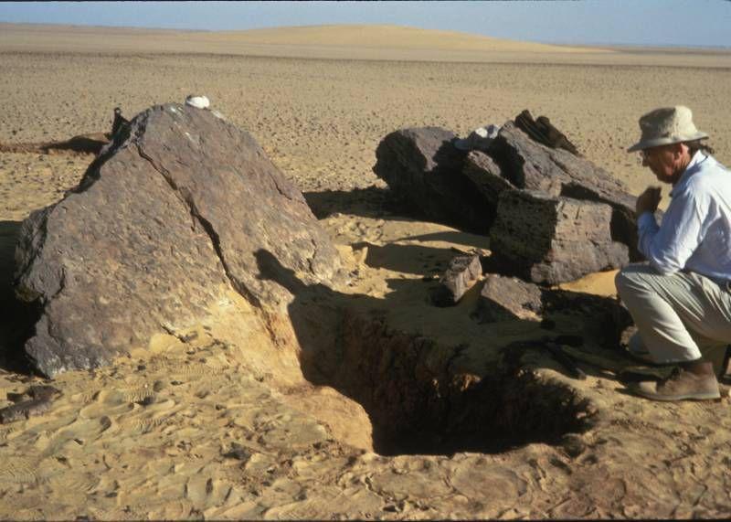 сооружение Набта-Плайя