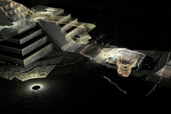Подземные храмы атлантов