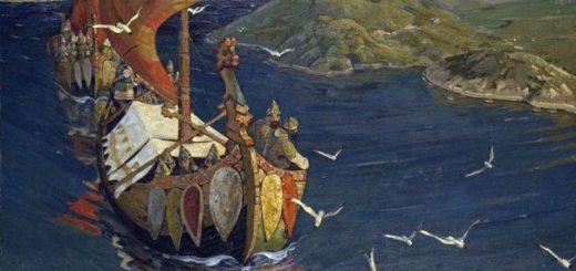 корабль Рюрика