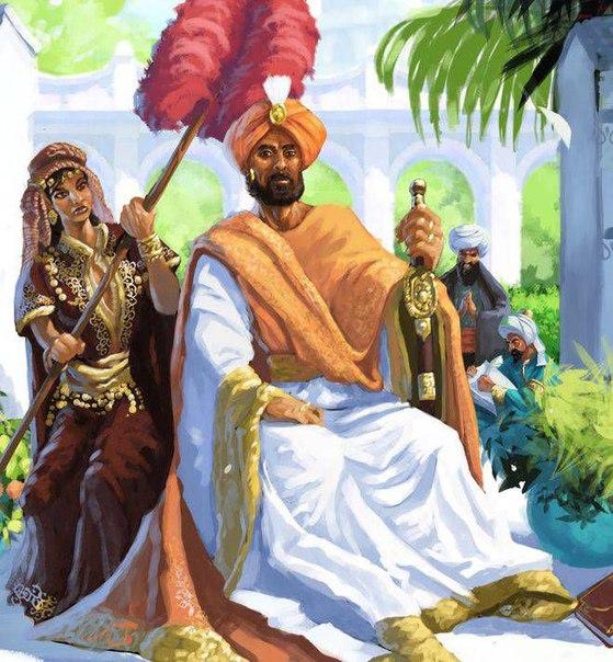 Гарун аль-Рашид, халиф из сказок «Тысячи и одной ночи