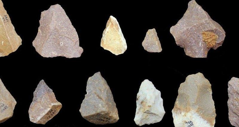 Камни древних