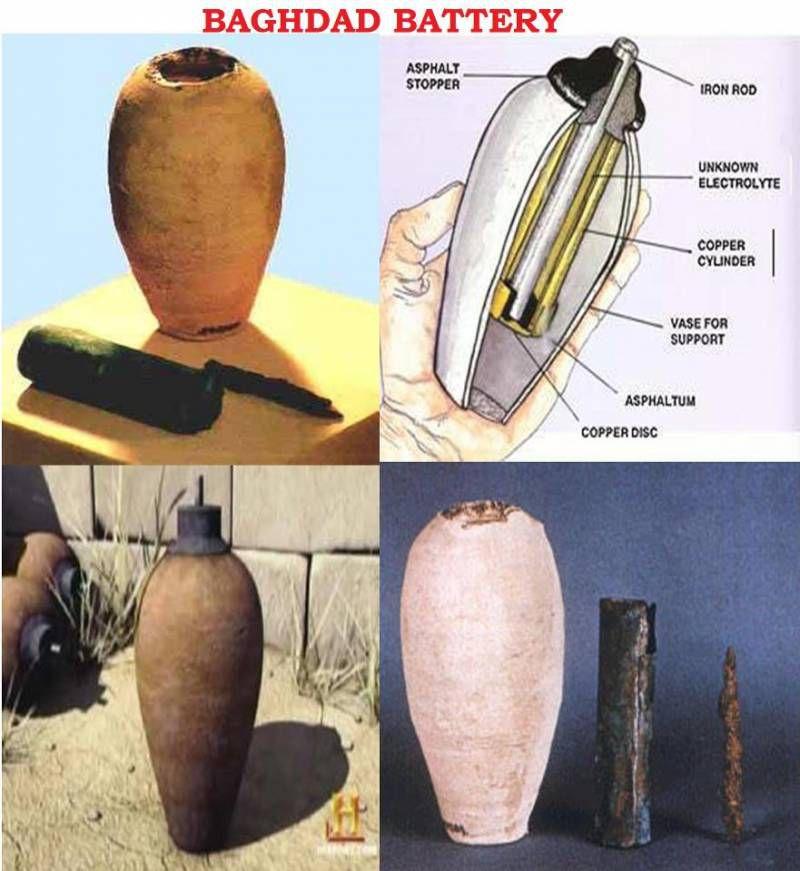 багдадская батарея