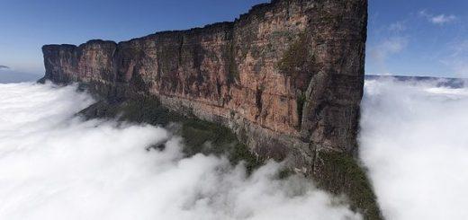 Столовая гора (облачные люди)