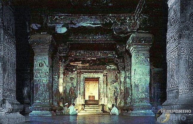 Кайлаш (Кайласанатха) - Бесконечность Вселенной.