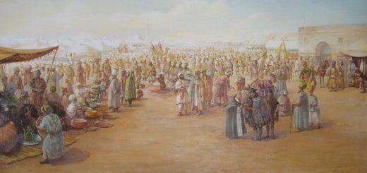 Истоки Великого Шелкового пути