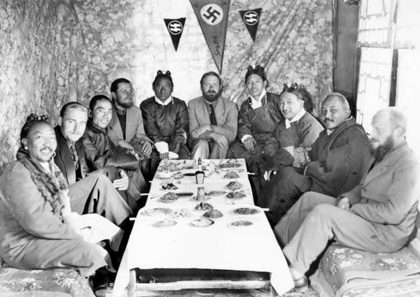 немецкая экспедиция