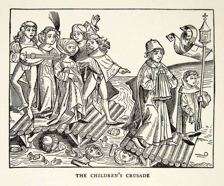 Крестовые походы детей: Трагедия средневековой Европы