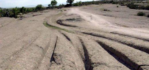 «Сохранившиеся древние трещины» во Фригийской долине