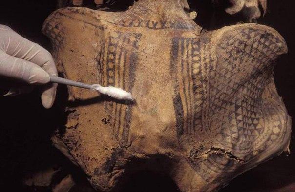 огненная мумия Кабаяна