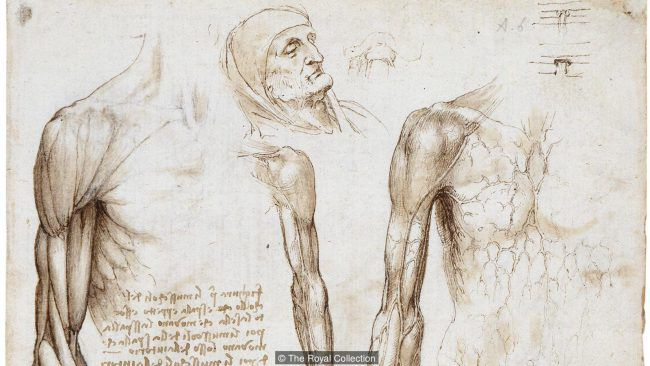 изобретение Леонардо да Винчи
