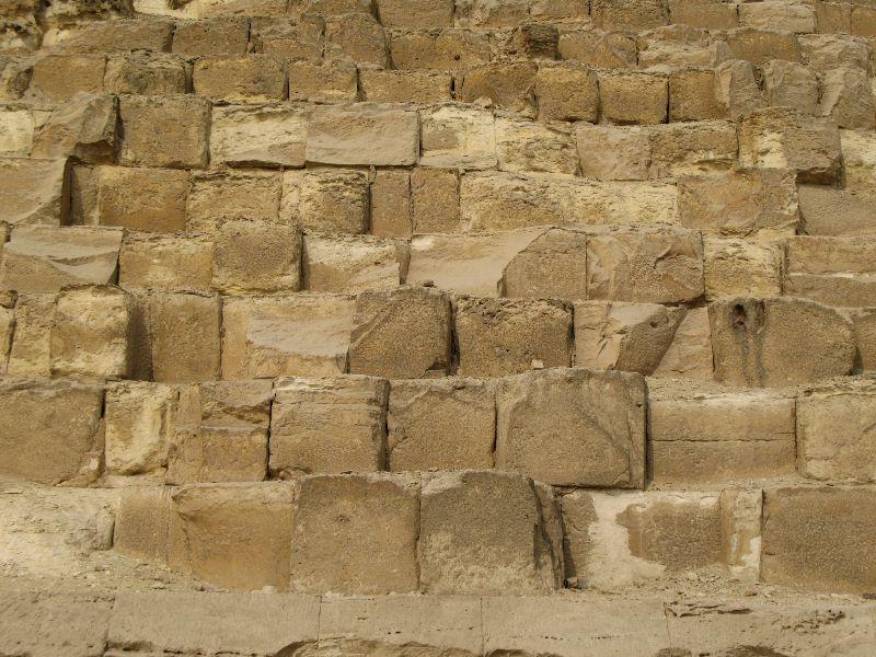 блоки египетскиех пирамид