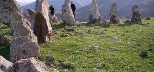 Караундж - армянский Стоунхендж