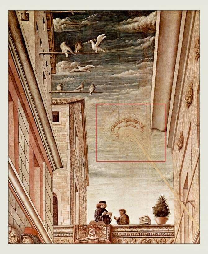 Карло Кривелли «Благовестие» (1486 г.), Фото: Wikimedia Commons