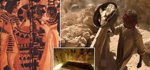 гробница жены Тутанхамона