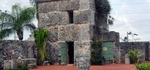 большие каменные блоки