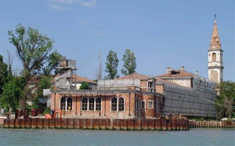 Венецианский остров призраков