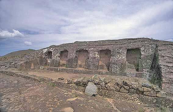Гора Эль-Фуэрте.