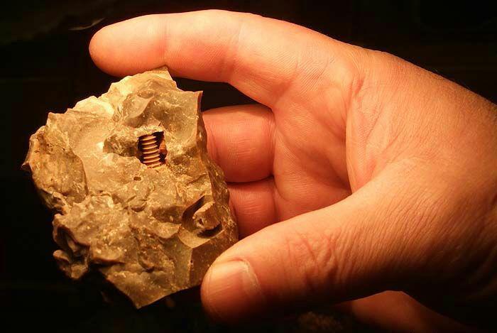 Ископаемые Объекты Древних цивилизаций Приморья.