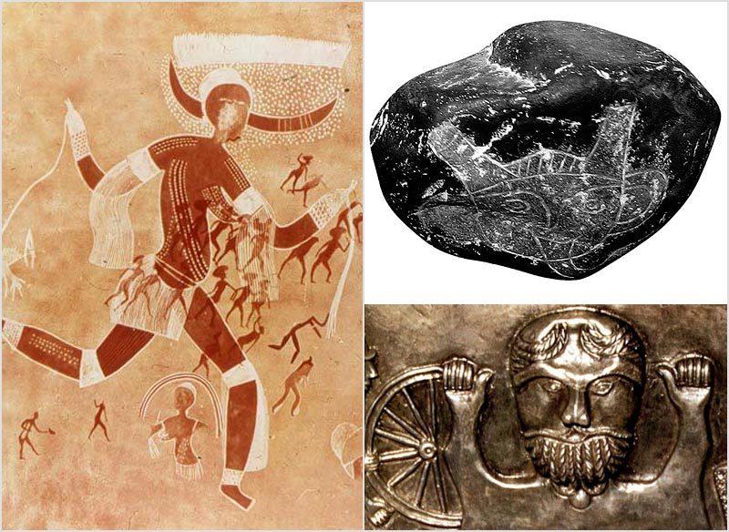 Зверолюди - предки человека?