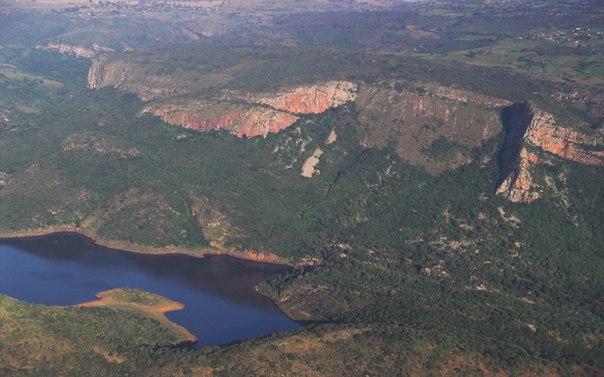 Таинственное озеро Фундузи
