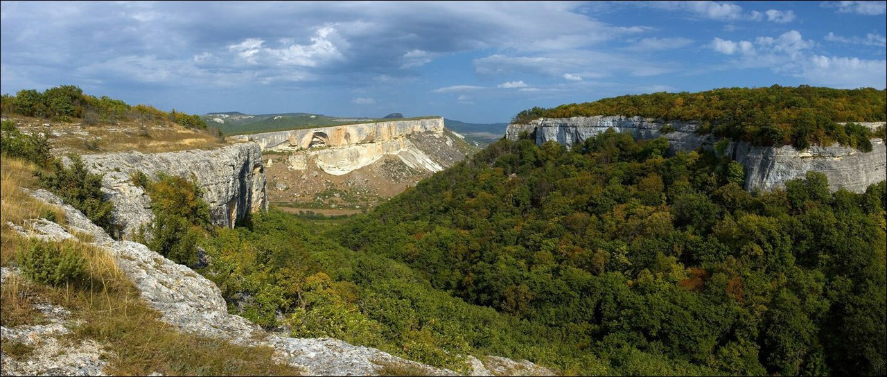 Алимова балка. Крым