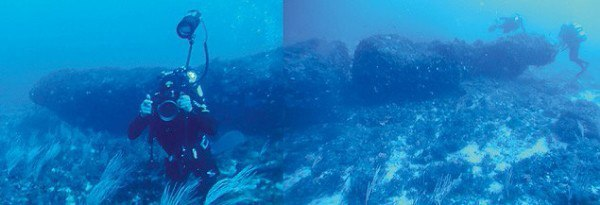 Подводный Стоунхендж