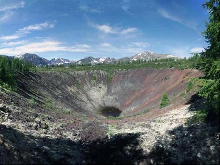 вулканы Байкала