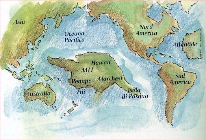 континент му