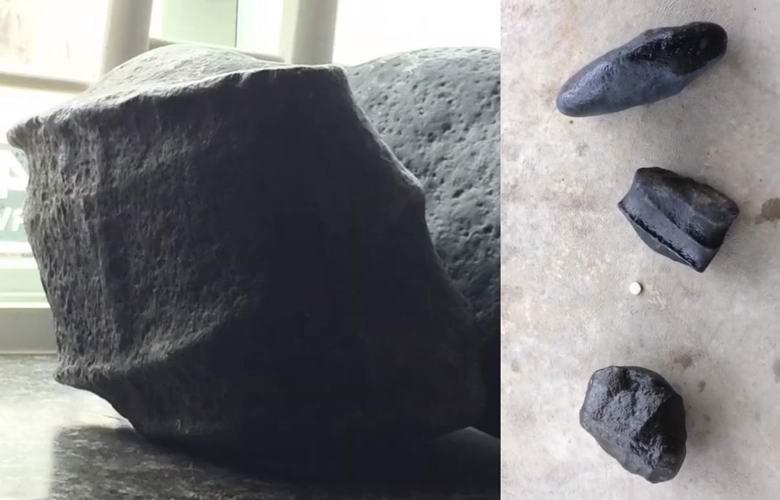 магнитный камень