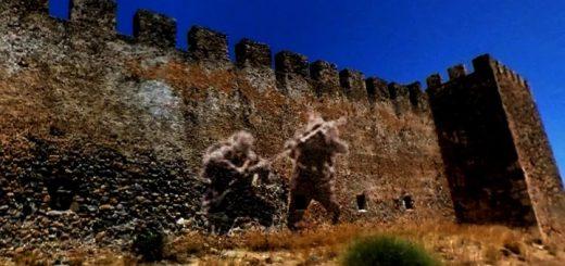 призраки замка Франгокастелло