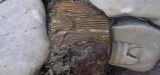древний трансформатор