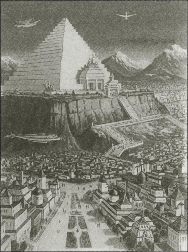 """Сокровища двух древнеегипетских """"Атлантид"""""""