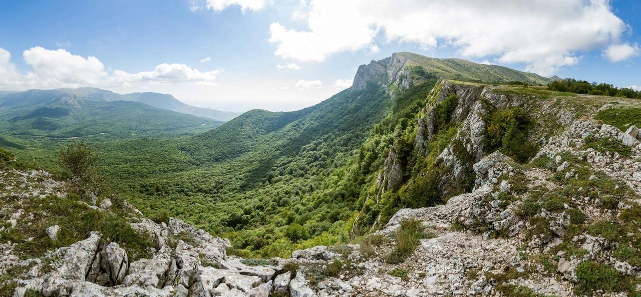 Крымские пещеры
