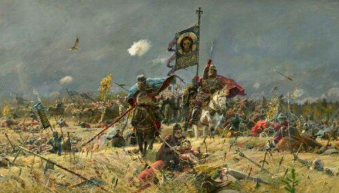 Небесные видения в русской истории