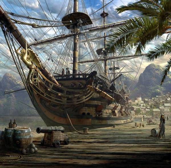 Пиратская Атлантида