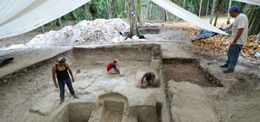 В Гватемале найден уникальный объект майя