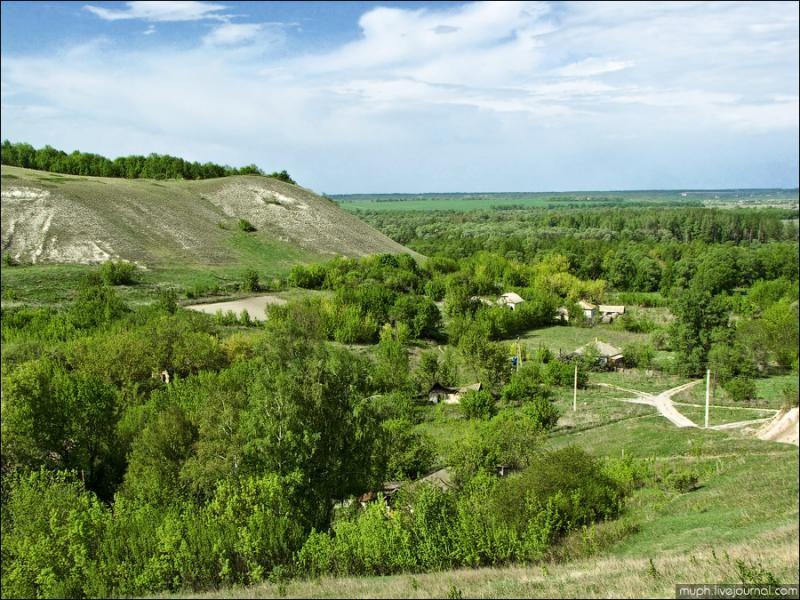 Воронежский Стоунхэдж
